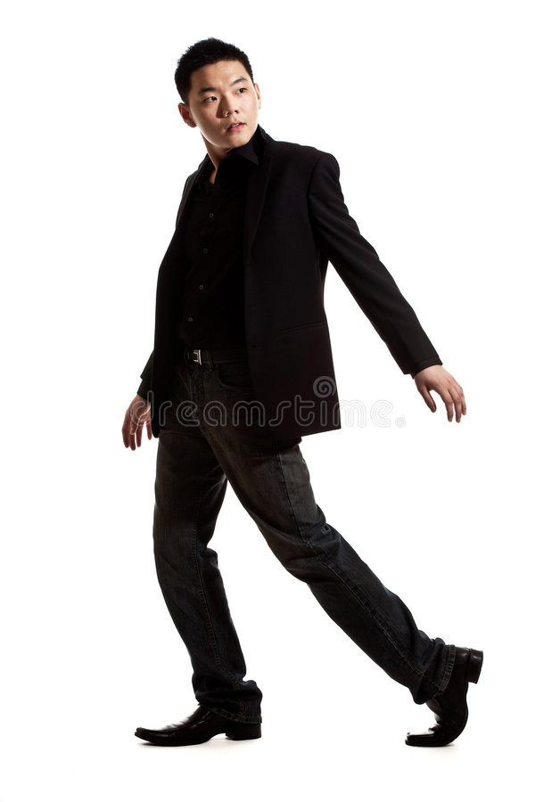 Download Asian Young Man In Formal Attire Stock Photo - Image: 8053356