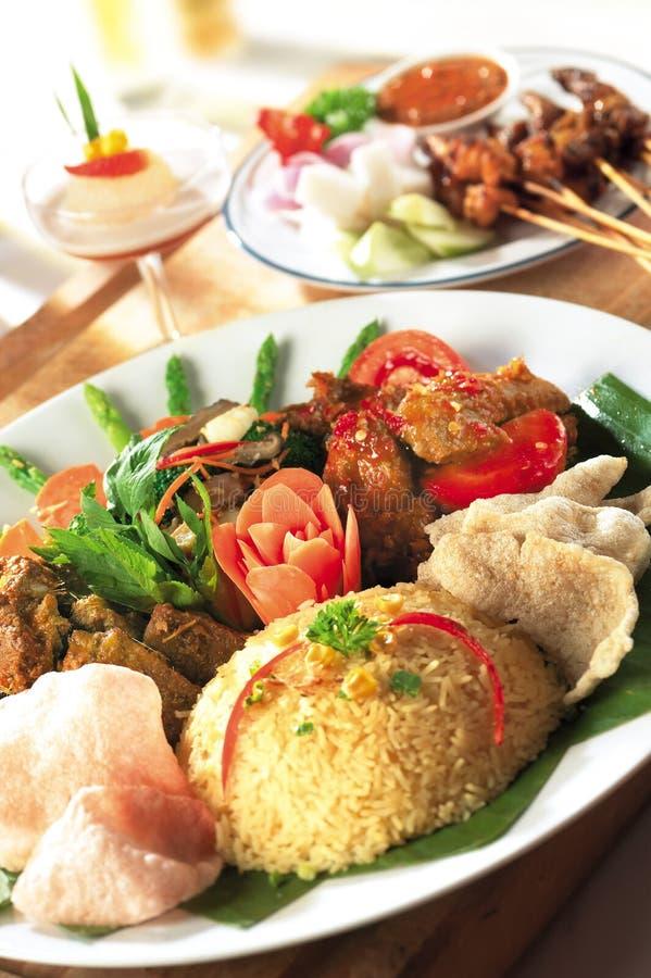Asiatische Küche lizenzfreies stockbild