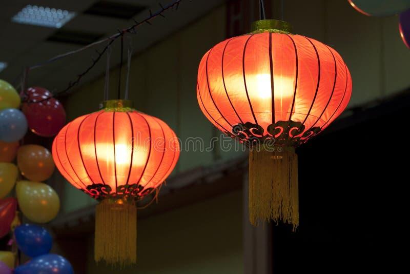 asiatische lampen stockfoto bild von pompom f hler