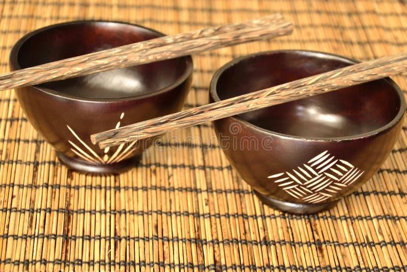 Asiatische Nahrungsmittelschüssel