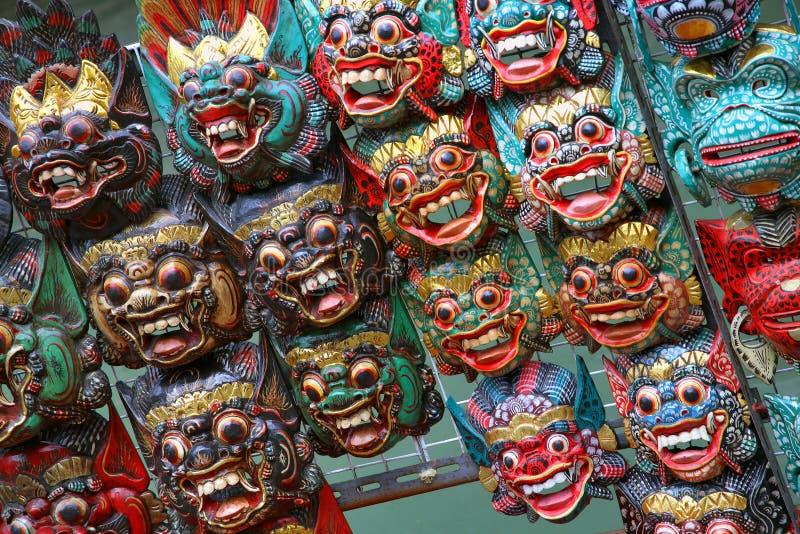 Asiatische nationale Schablone stockfoto