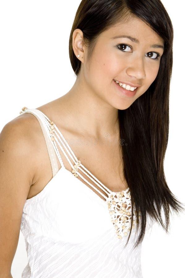 Asiatische Schönheit stockbilder