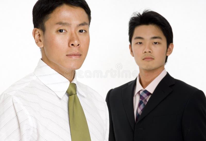 Download Asiatischer Geschäftsmann stockbild. Bild von überzeugt - 863641