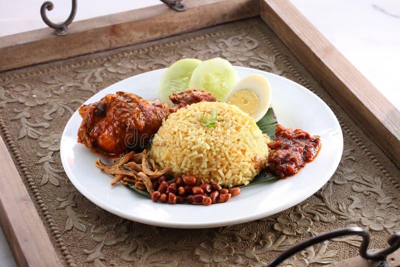 Asiatischer klebriger Reis stockfotografie