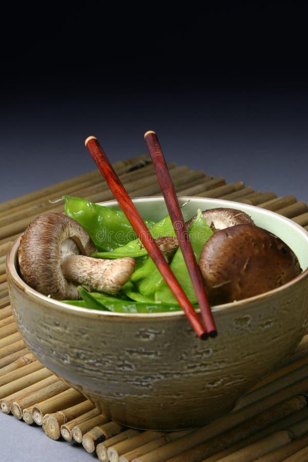 Download Asiatisches Cusine stockfoto. Bild von ethnisch, kräuter - 32226