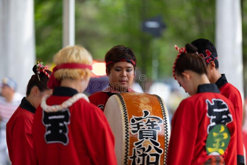 Asiatisches Festival stockbilder