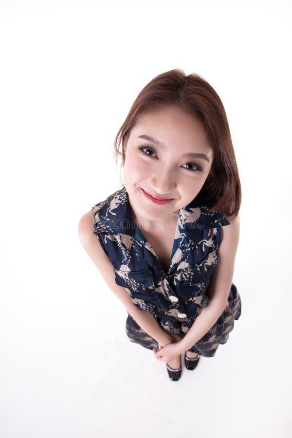 Asiatisches woman lizenzfreies stockfoto