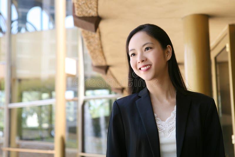 asiatisk affärskvinna arkivfoton