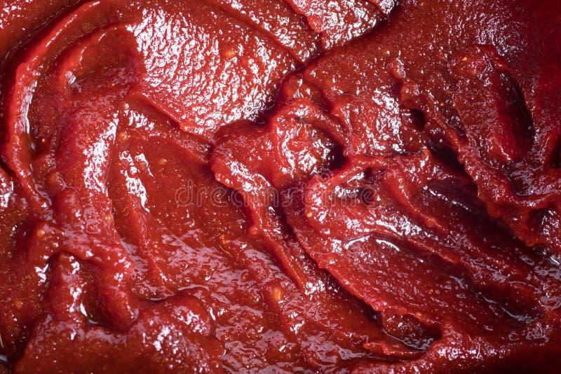 Asiatisk bönadeg eller sås för varm chili arkivbild