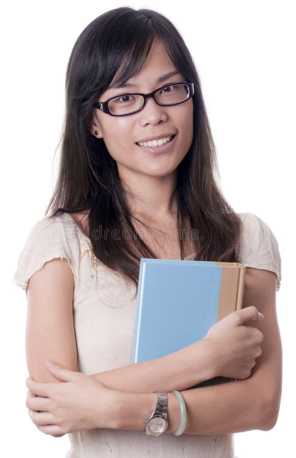 asiatisk högskolestudent arkivfoton
