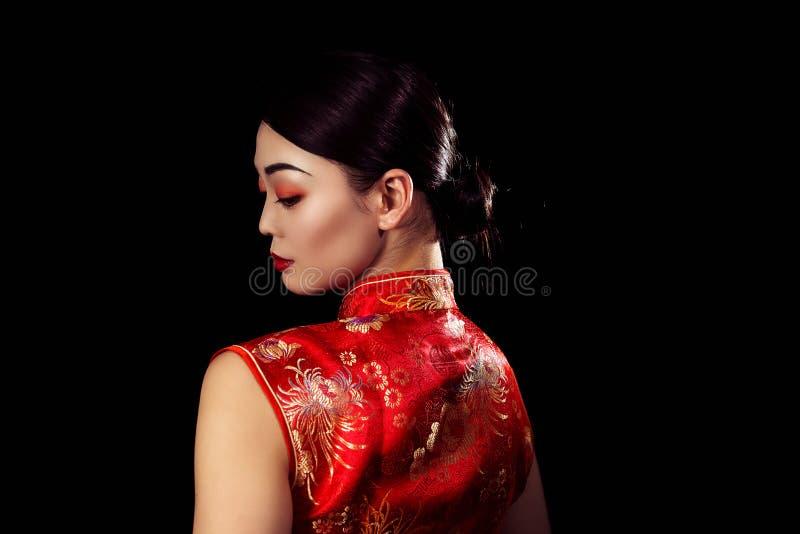 asiatisk kvinna royaltyfria foton