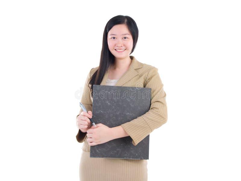 asiatisk kvinna arkivfoto