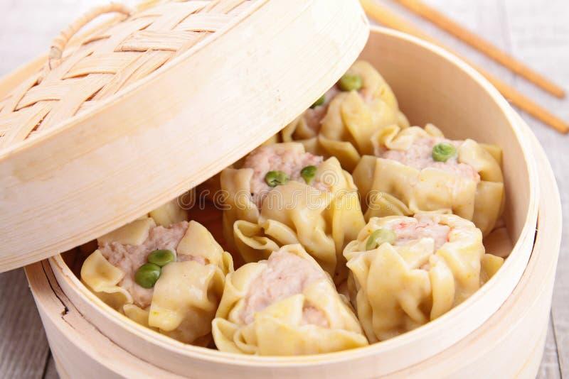 Asiatisk mat arkivbilder
