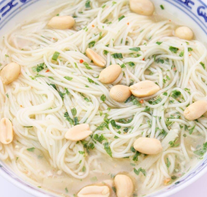 Asiatisk soppa fotografering för bildbyråer