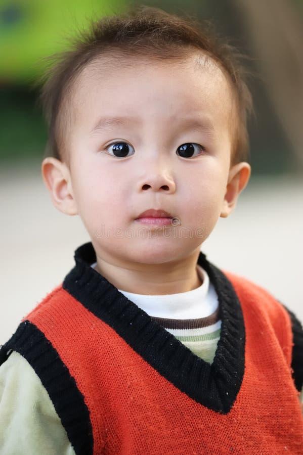 asiatisk unge royaltyfria bilder