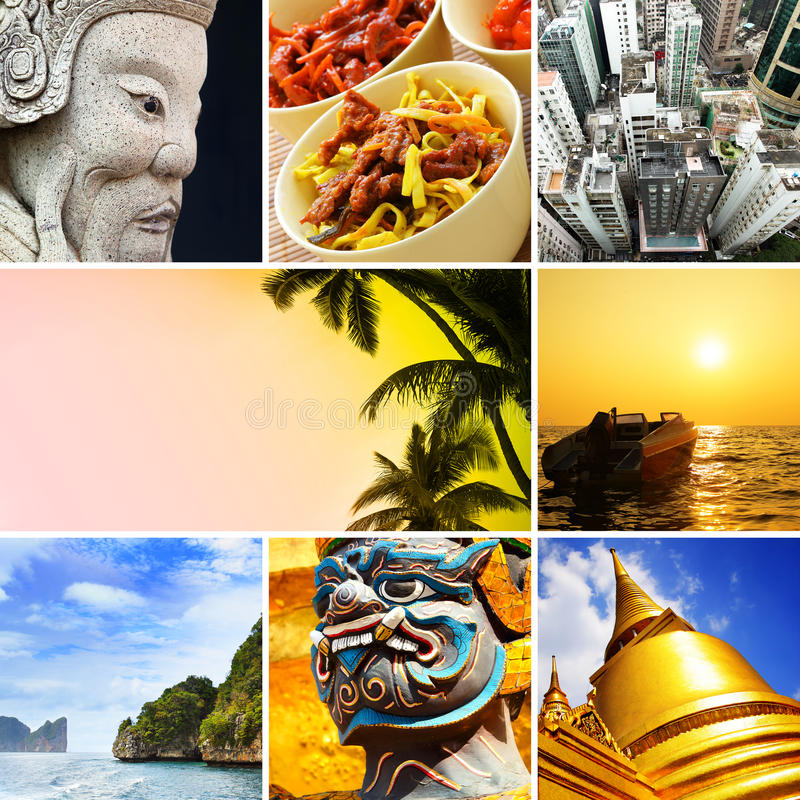 Asien stockfoto