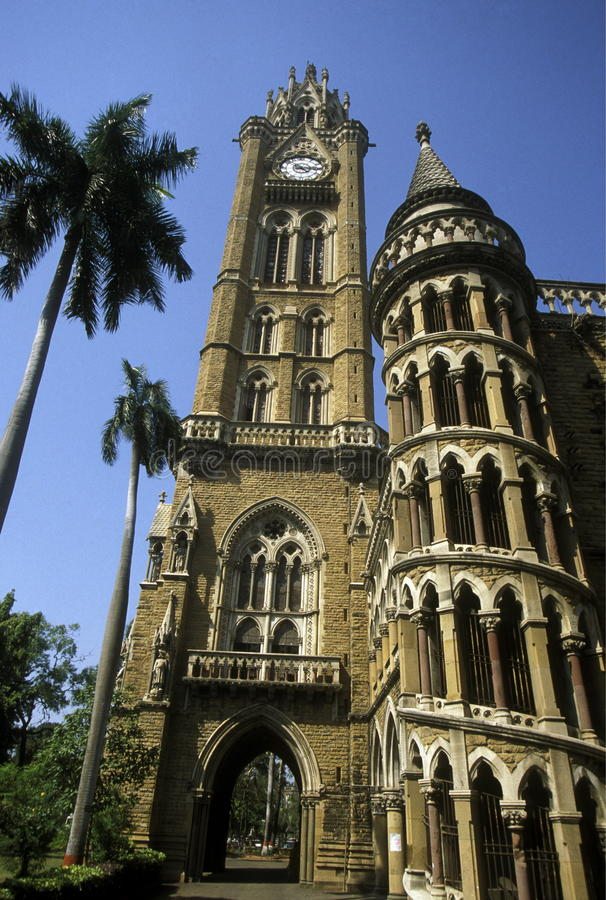 ASIEN INDIEN MUMBAI royaltyfria foton