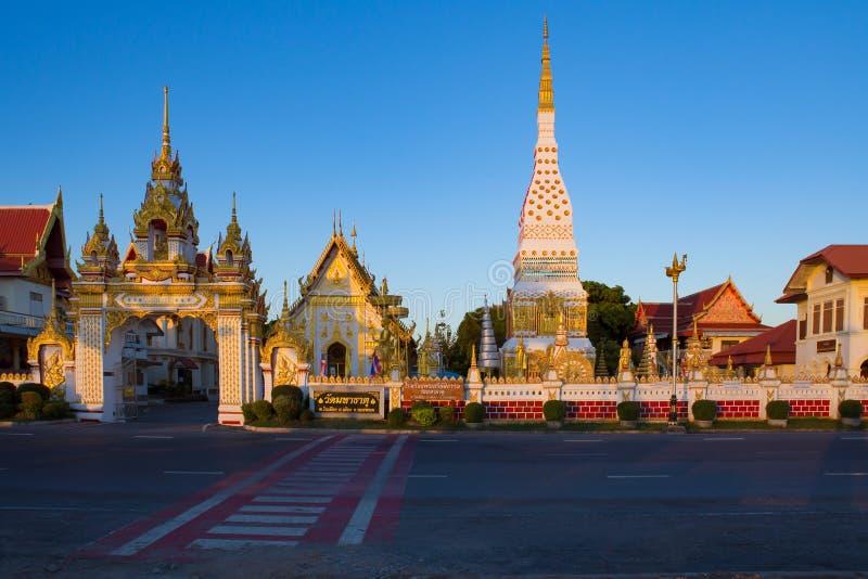 Asien kapell, Chiang Mai Province, kyrka, Thailand arkivfoto