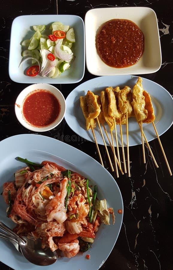 Asien-Nahrungsmittel stockfotos