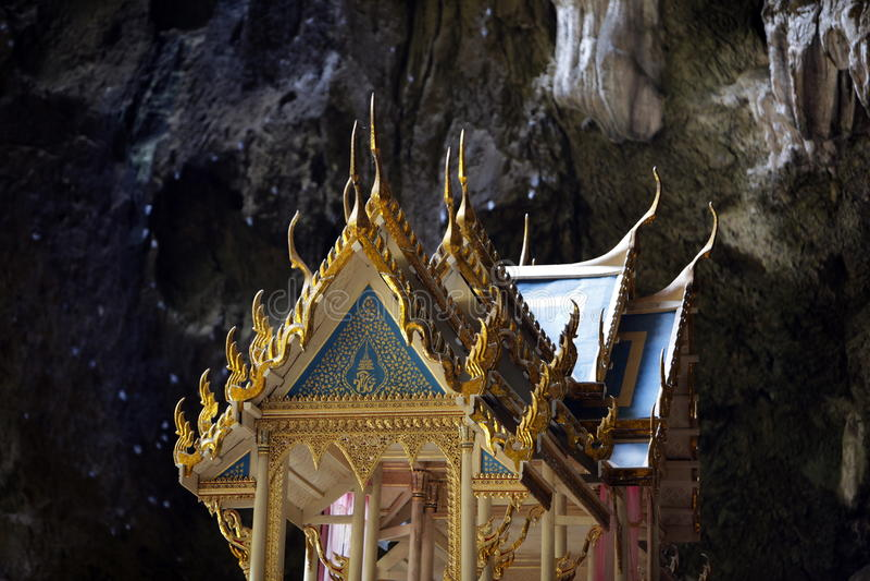 ASIEN THAILAND HUA HIN KHAO SAM ROI YOT lizenzfreies stockbild