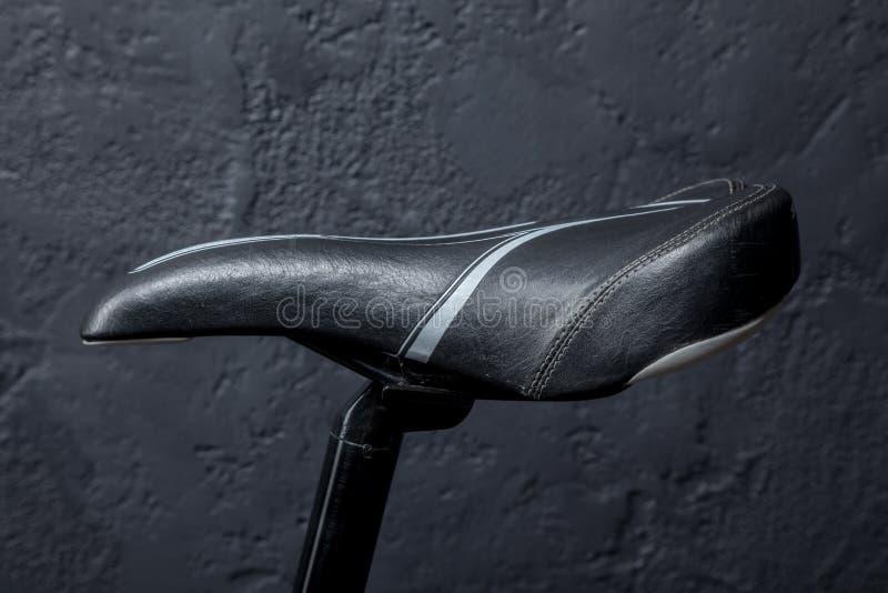 Asiento de la bici de los deportes imagen de archivo libre de regalías