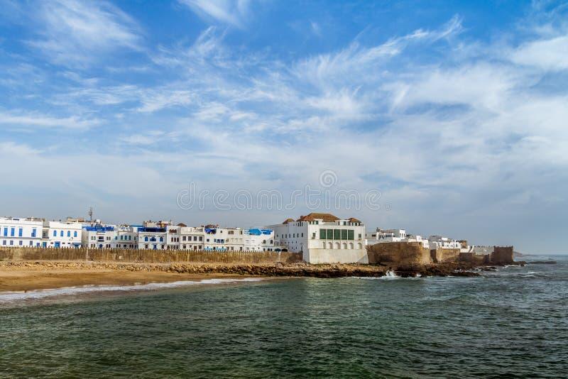 Asilah,摩洛哥 免版税库存照片