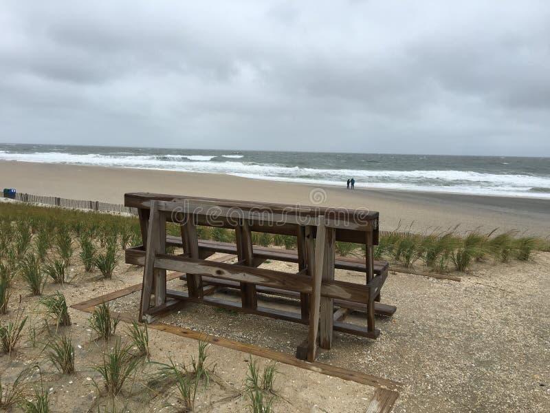 Asilo de la playa foto de archivo libre de regalías