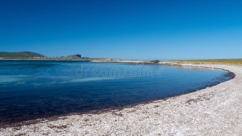 Asinara Сардиния Италия стоковая фотография