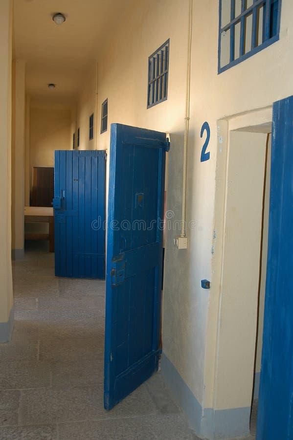 Asinara penitentiary stock image