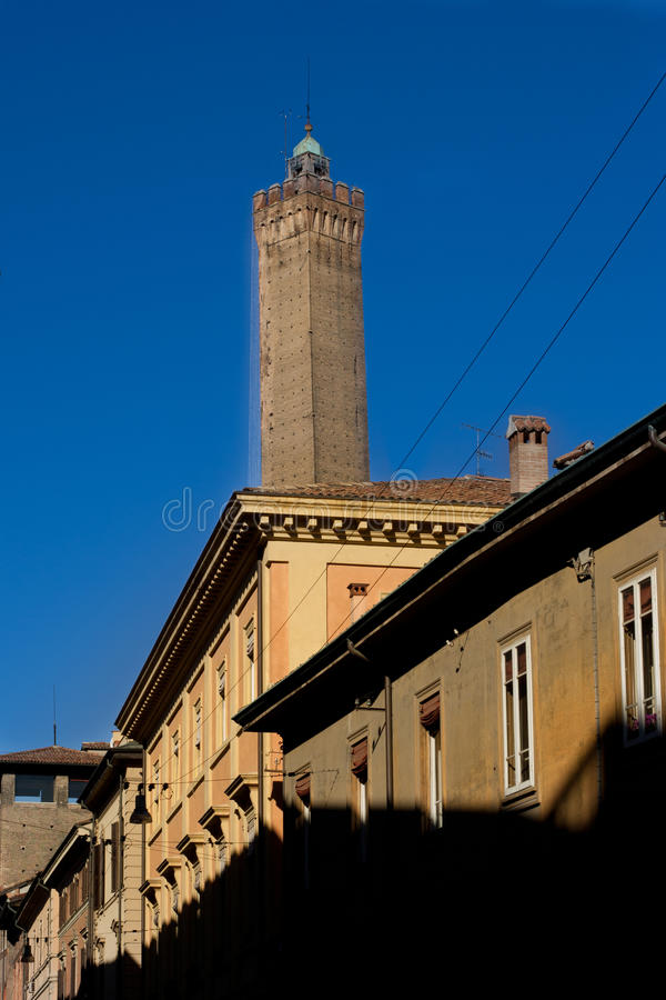 Download Asinelli Tower Royalty Free Stock Photos - Image: 23208098