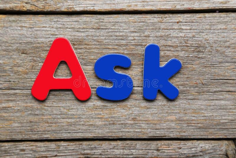 ask stockfotos
