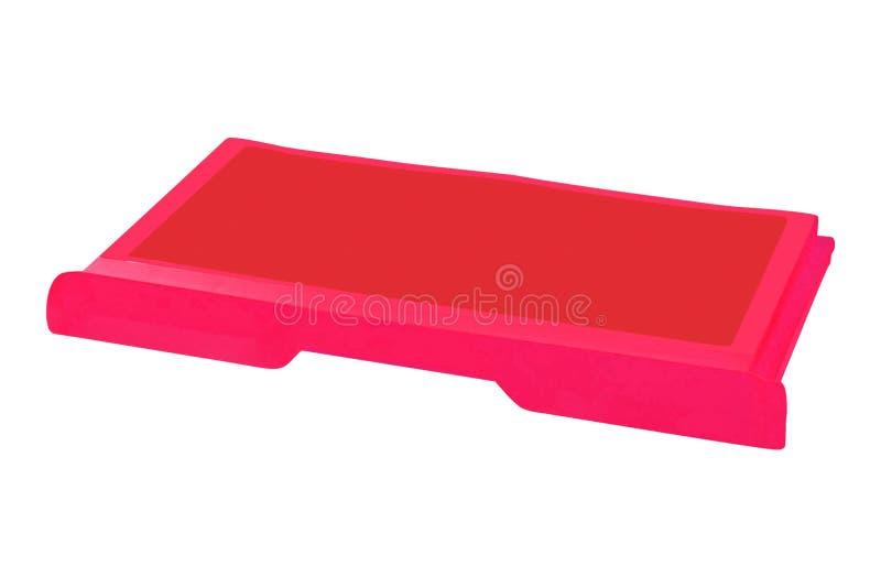 ask isolerad plast- arkivfoton