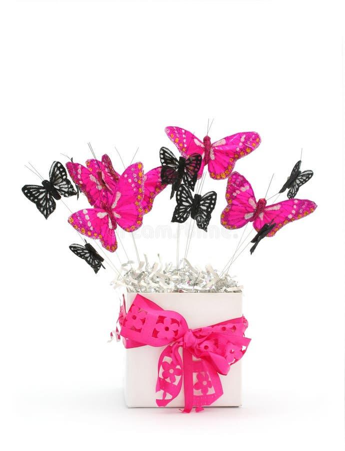askfjärilar arkivbild