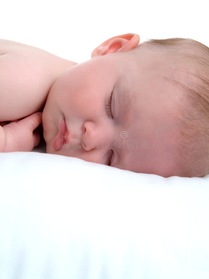 Download Asleep stock photo. Image of newborn, reclines, child - 5538404