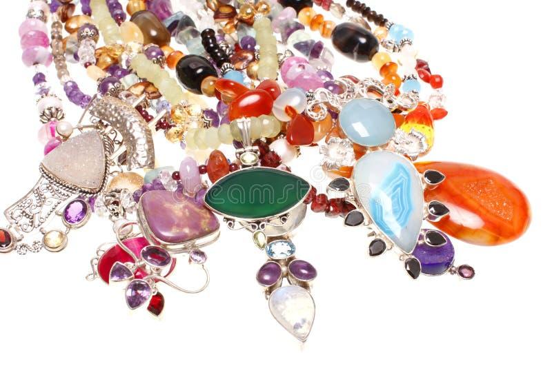 asortowana biżuteria zdjęcia royalty free