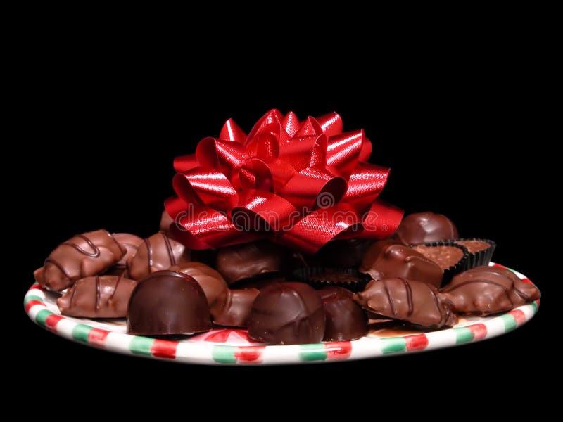 Download Asortowane czekoladki zdjęcie stock. Obraz złożonej z czerń - 41088