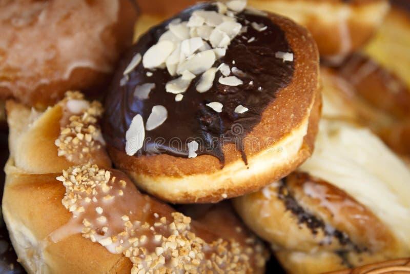 asortowani donuts fotografia royalty free