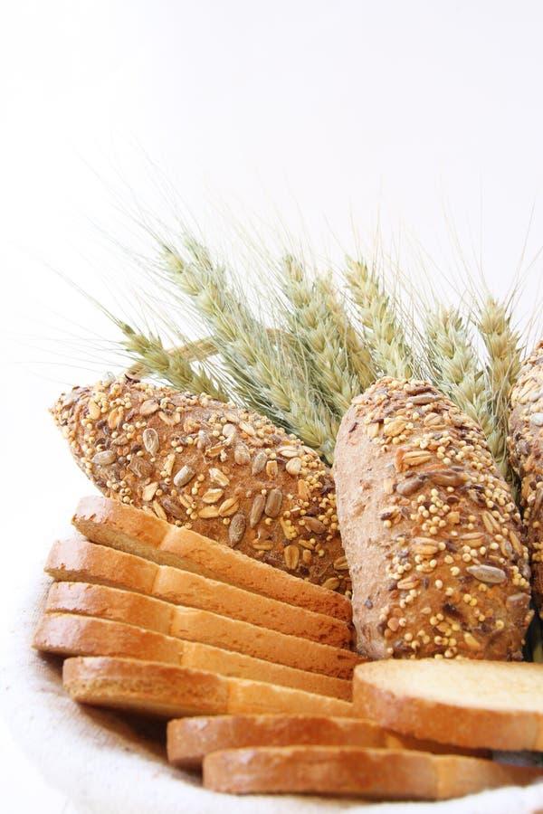 asortymentu chleb. obraz stock