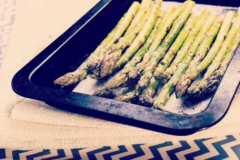 Asparagus Spears stock photo