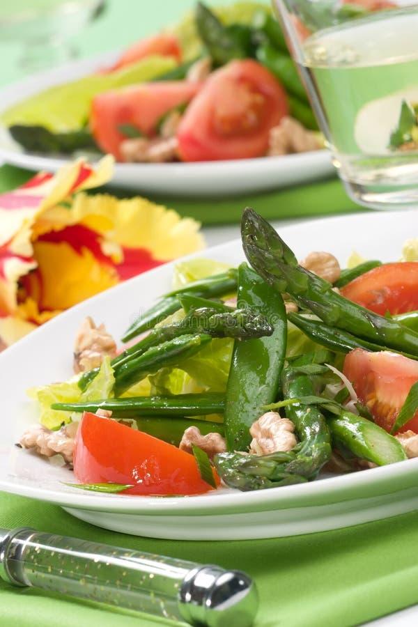Download Asparagus Salad Royalty Free Stock Photo - Image: 4902905