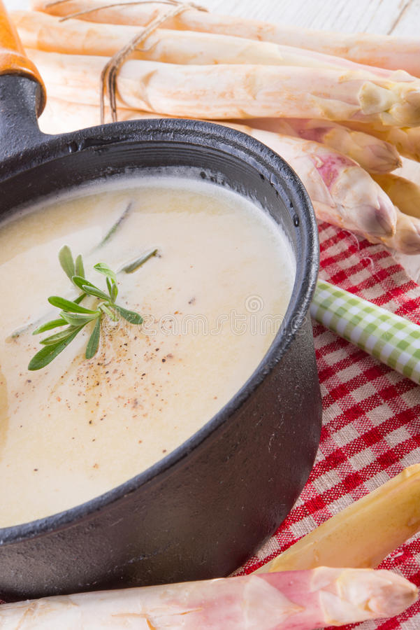 Download Asparagus Soup Royalty Free Stock Images - Image: 31131499