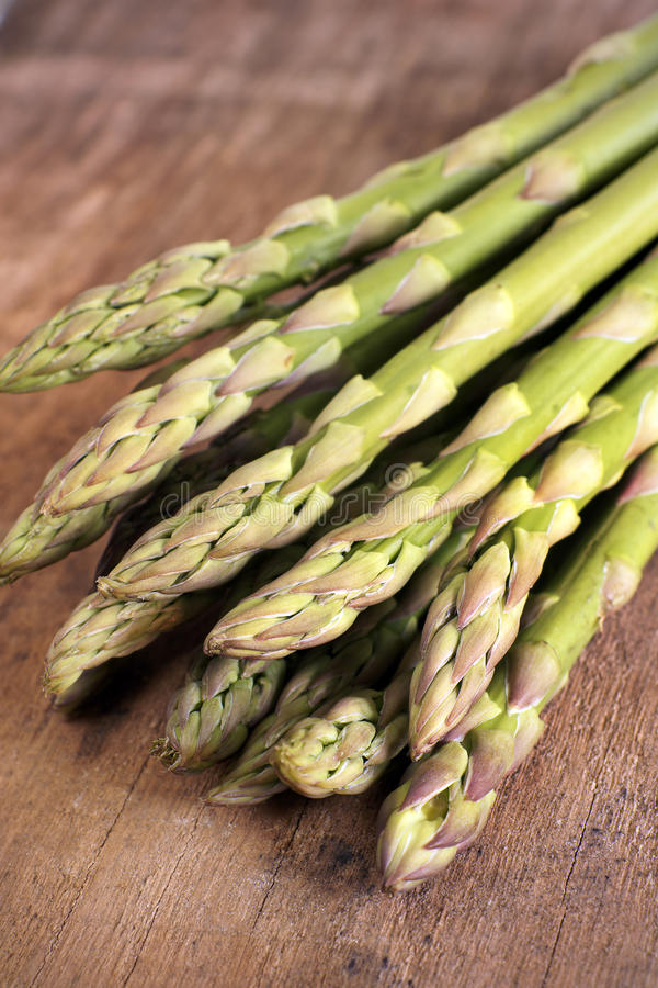 Asparagus Spears Royalty Free Stock Photo