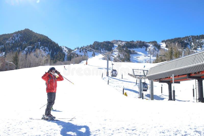 Aspen, Co stockfoto