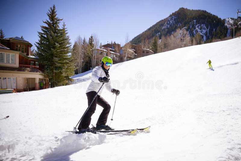 Aspen, CO stock photography