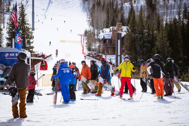 Download Aspen, CO editorial photography. Image of background - 50269887