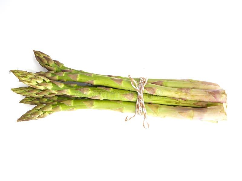 Asperge verte fraîche - délicatesse végétarienne photographie stock