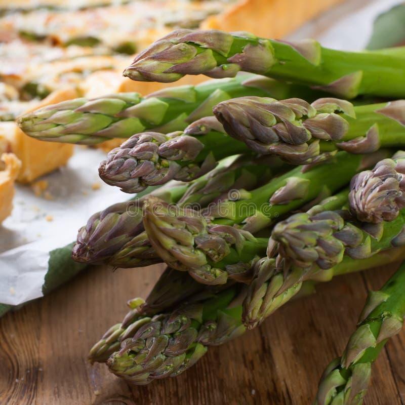 Asperge voor naar huis gemaakte asperge smakelijke scherp stock foto's