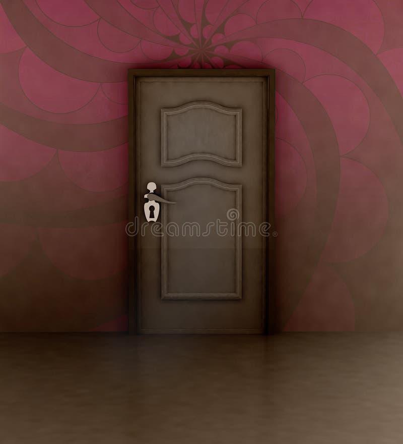 Aspettativa dietro la parete magica ed a porta chiusa - Dietro la porta chiusa film completo ...
