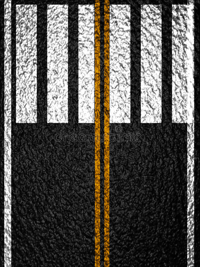 Asphalt background texture stock illustration