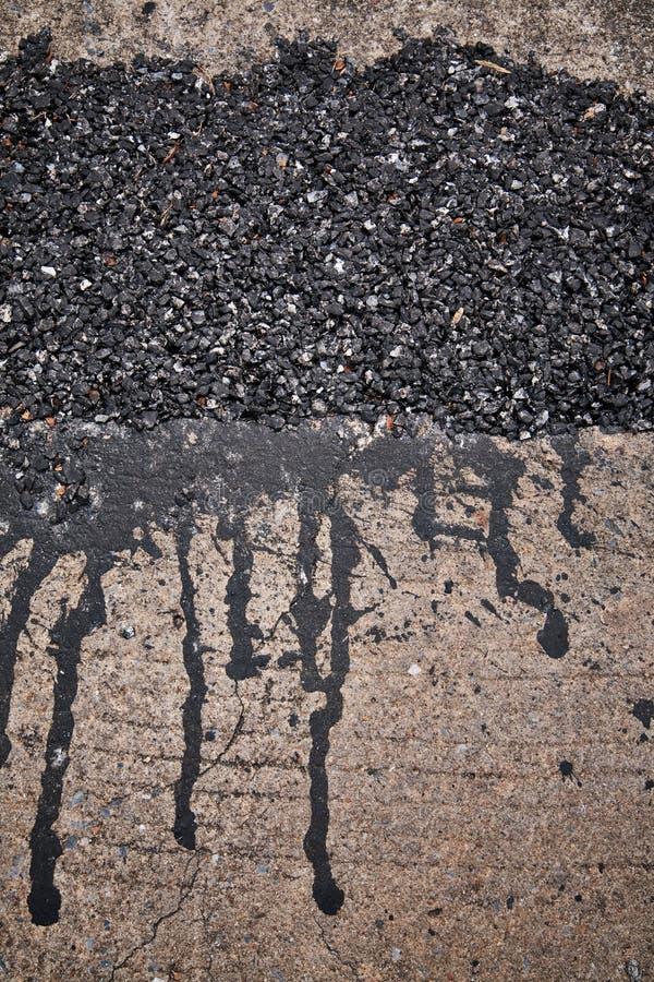 asphalt lizenzfreies stockfoto